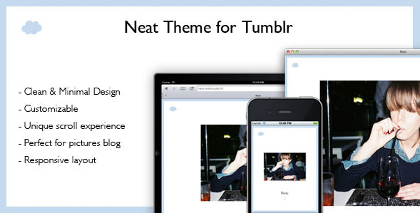 Premium Themes For Tumblr
