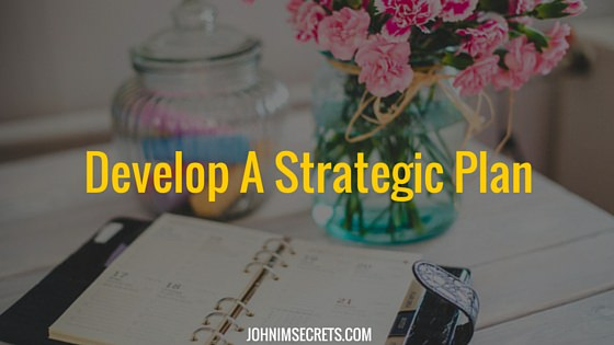 how to develop a media plan