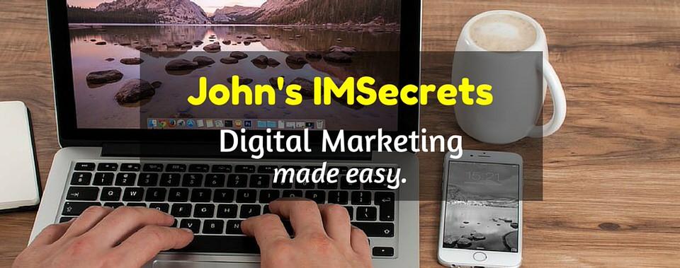 John's IMSecrets