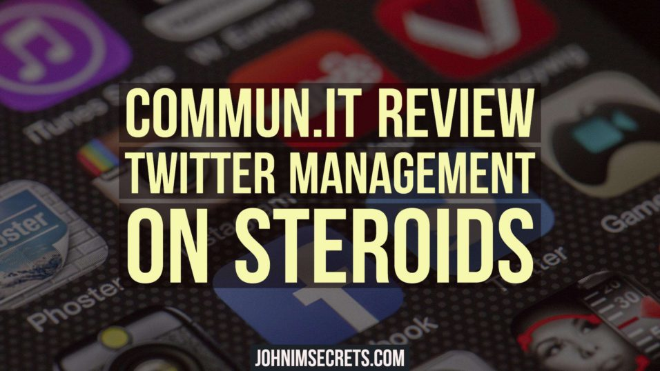 Commun.it Review - Twitter management on steroids blog post