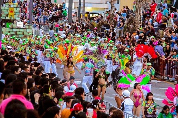 Carnaval de Veracruz, Mexico