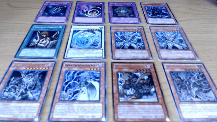 Jonathan's Yu-Gi-Oh cards